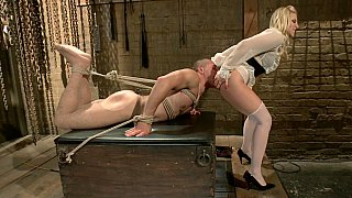 For the love of hose and femdom