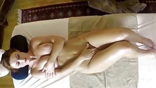 Secret masturbation and fuck in special tricky spa